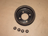 89 90 91 92 Toyota Supra OEM Turbo Water Pump Pulley