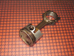 1989-1992 Toyota Supra OEM Turbo Engine Piston & Rod