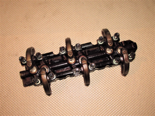 88-89 Nissan 300zx Used OEM Engine Cylinder Head Rocker Arm Set Lifter - Left