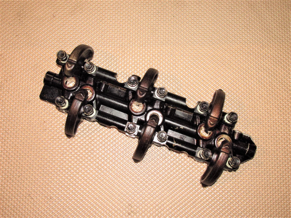88-89 Nissan 300zx Used OEM Engine Cylinder Head Rocker Arm Set Lifter - Right