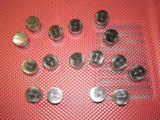 90-93 Mazda Miata OEM Engine Valve Shim Cap Bucket Set