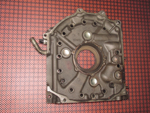2004-2008 Mazda RX8 13B OEM Engine Rear Housing