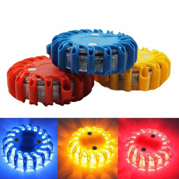 Rechargeable LED Warning Lights