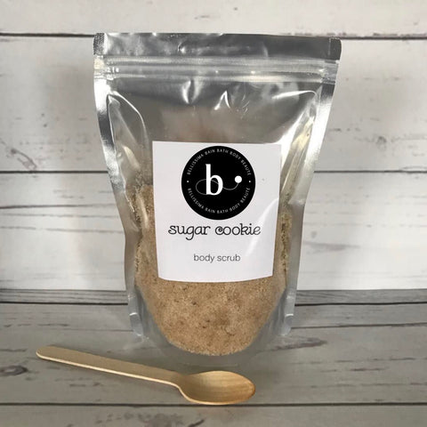 Sugar Cookie Body Scrub - Bellissima Bain
