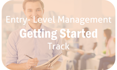 Entry Level Management  Full Program