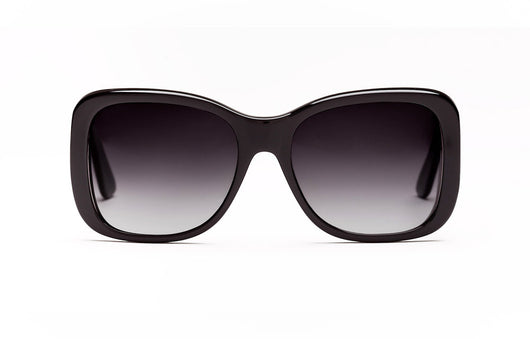 CLASSIC JACQUELINE KENNEDY LUXURY LIMITED EDITION COLLECTIBLE BLACK SUNGLASSES