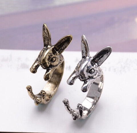 Bunny Rabbit Ring - Animal Ringdom