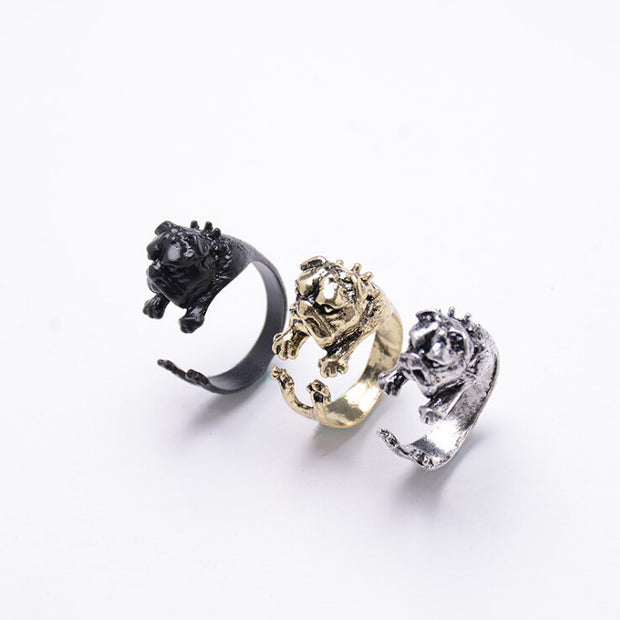 English Bulldog Ring - Animal Ringdom