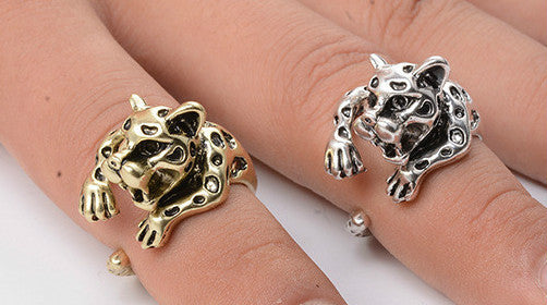 Jaguar Ring - Animal Ringdom