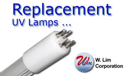 WLim UV Lamp replacements