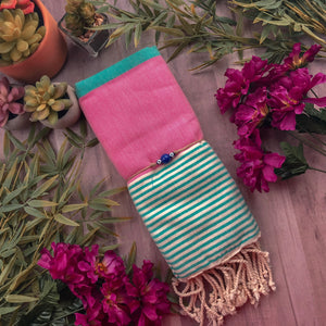Turkish Yoga Towel by NJOY Republic