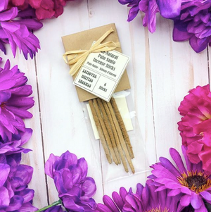 All Natural Organic Hand Rolled Palo Santo Incense by LeftoverHippies