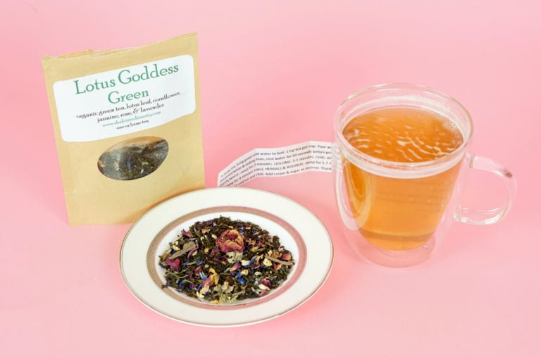 Lotus Goddess Meditation Tea