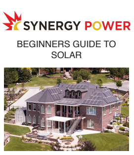 FREE Beginners Guide to Solar