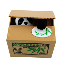 Panda Saving Box