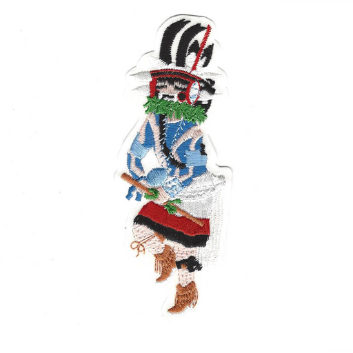 Antelope Sew-On Kachina Patch - Desert Gatherings