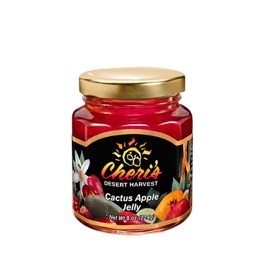 Cactus Apple Jelly 5oz - Desert Gatherings