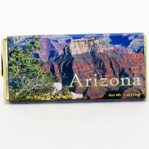 Arizona Scenic Chocolate Bar - Desert Gatherings