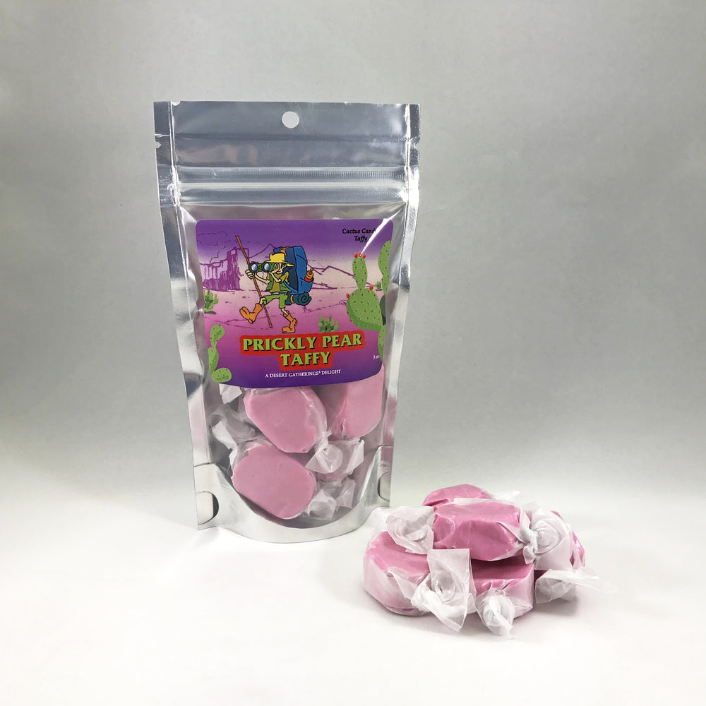 Prickly Pear Taffy 3oz - Desert Gatherings