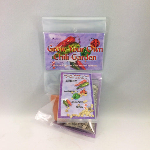 Chili Garden Kit - Desert Gatherings