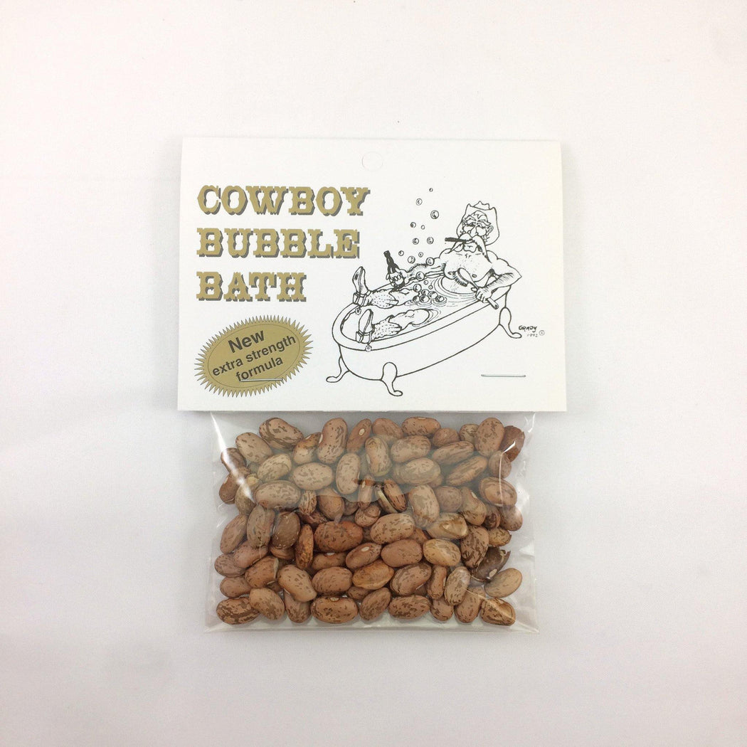 Cowboy Bubble Bath