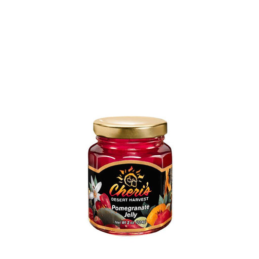 Pomegranate Jelly 2oz - Desert Gatherings