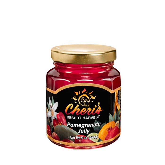 Pomegranate Jelly 5oz - Desert Gatherings