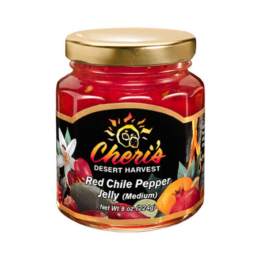 Red Chili Pepper Jelly 9oz - Desert Gatherings