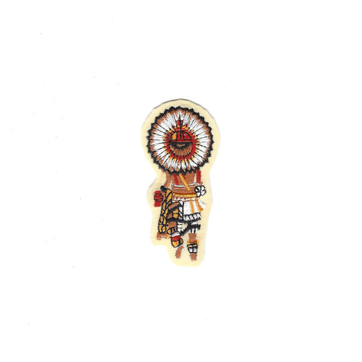 Tawa Sun Sew-On Kachina Patch