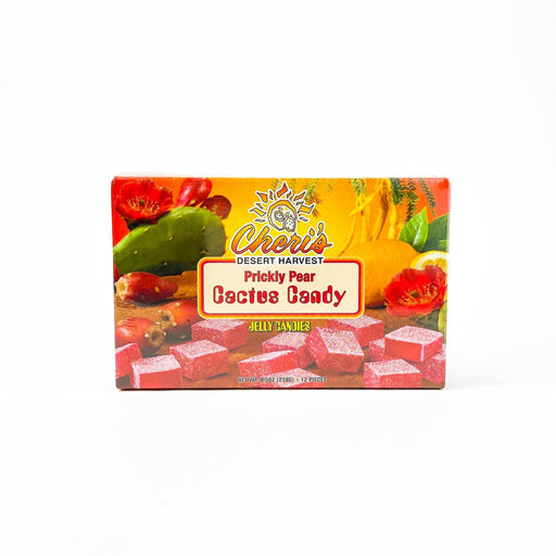 Prickly Pear Cactus Candy 8.5oz Box - Desert Gatherings
