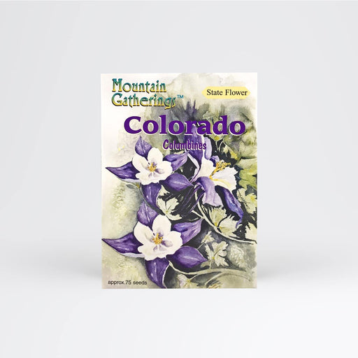 Colorado Columbine Seed Packet - Desert Gatherings