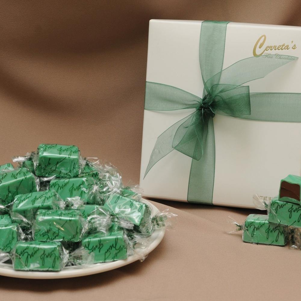 French Mint Chocolate Gift Box - Desert Gatherings
