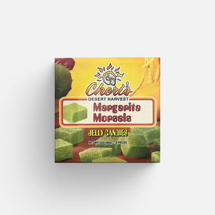 Margarita Morsels Candy 3oz Box - Desert Gatherings