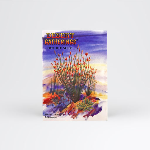 Ocotillo Seed Packet - Desert Gatherings