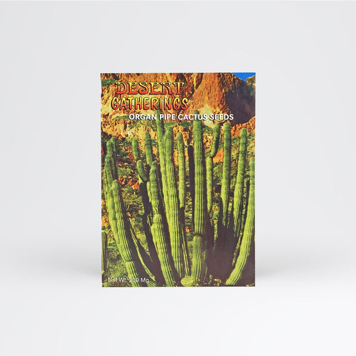 Organ Pipe Seed Packet - Desert Gatherings