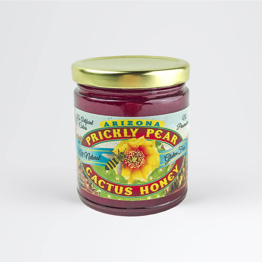 Prickly Pear Cactus Honey 11.5oz - Desert Gatherings