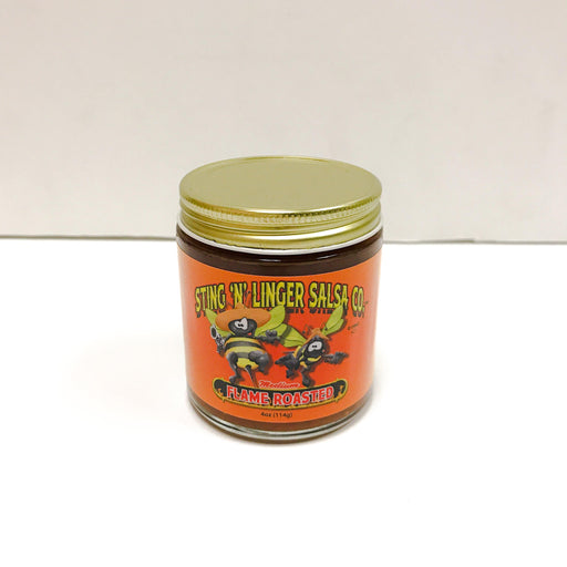 Flame Roasted Salsa 4oz