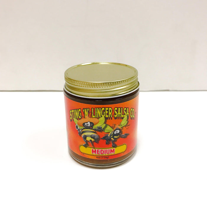 Medium Salsa 4oz - Desert Gatherings