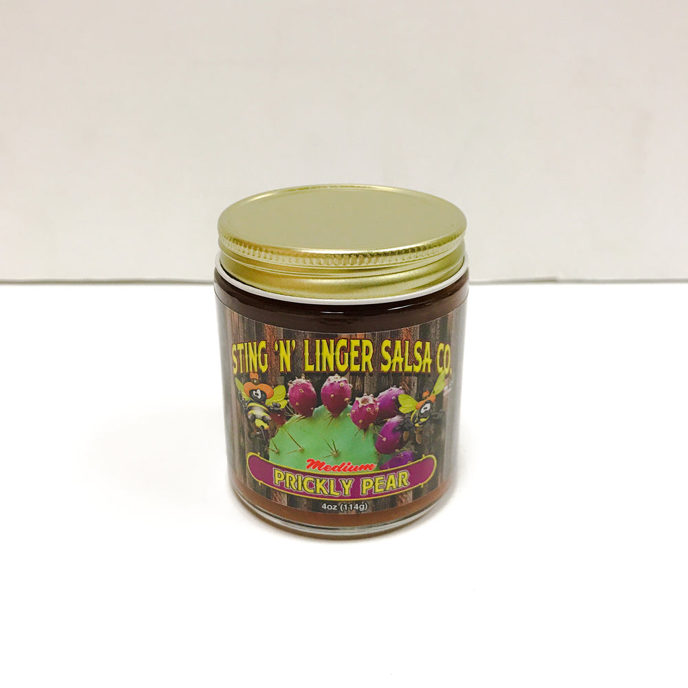 Prickly Pear Salsa 4oz - Desert Gatherings
