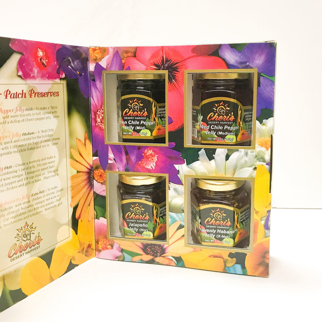 Pepper Patch Preserves Gift Box