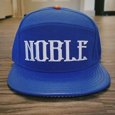 Blue Noble Rebels Snapback