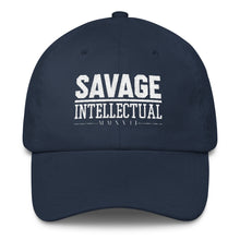 Savage Intellectual  Dad Hat