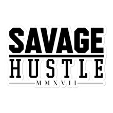 Savage Hustle Sticker