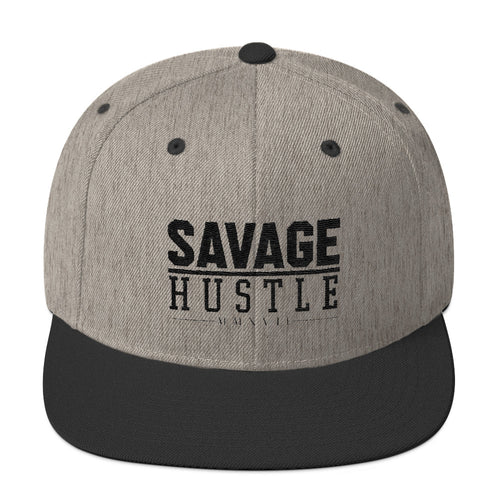 Savage Hustle Snapback
