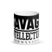 Savavge Intellectual Matte Black Magic Mug