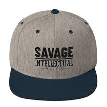 Savage Intellectual Snapback