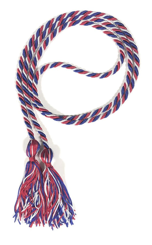 Intertwined Graduation Honor Cords-Single