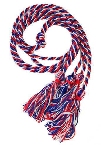 Intertwined Graduation Honor Cords-Double