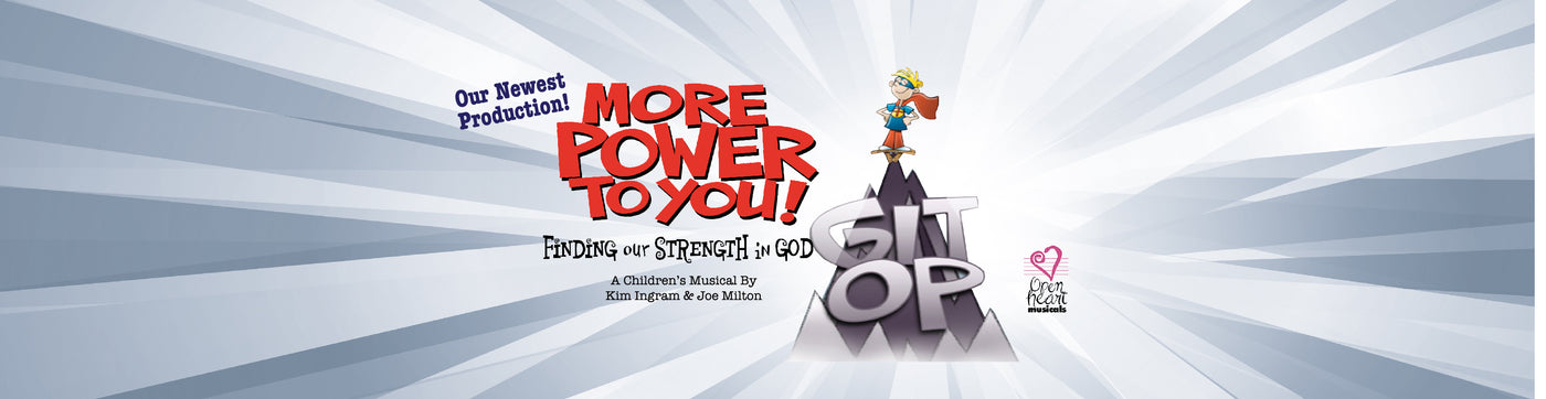 MORE POWER TO YOU: FINDING OUR STRENGTH IN THE LORD