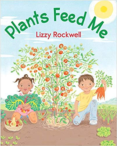 Plants Feed Me Book for Mrs Larrea's Class